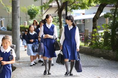 中学から入学した生徒も東大・京大へ進学 | スクール特集:小林聖心女子 ...