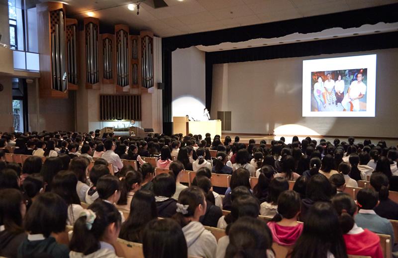 小石川 中学 偏差 値